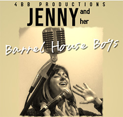 Jenny and Her Barrel House Boys